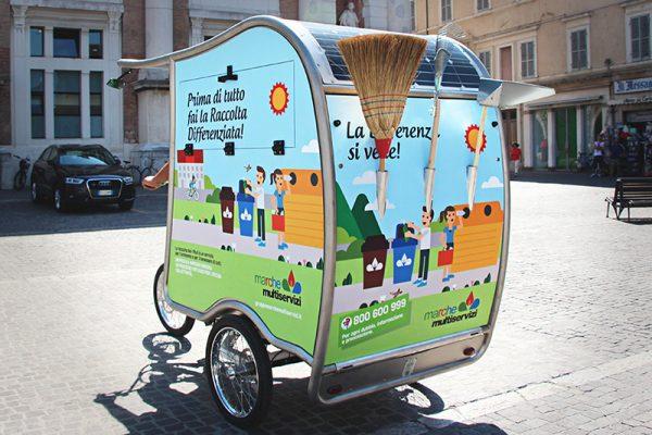 T-riciclo Pesaro